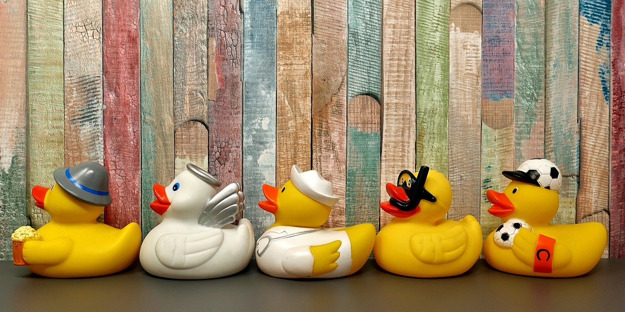 Ducks in a row